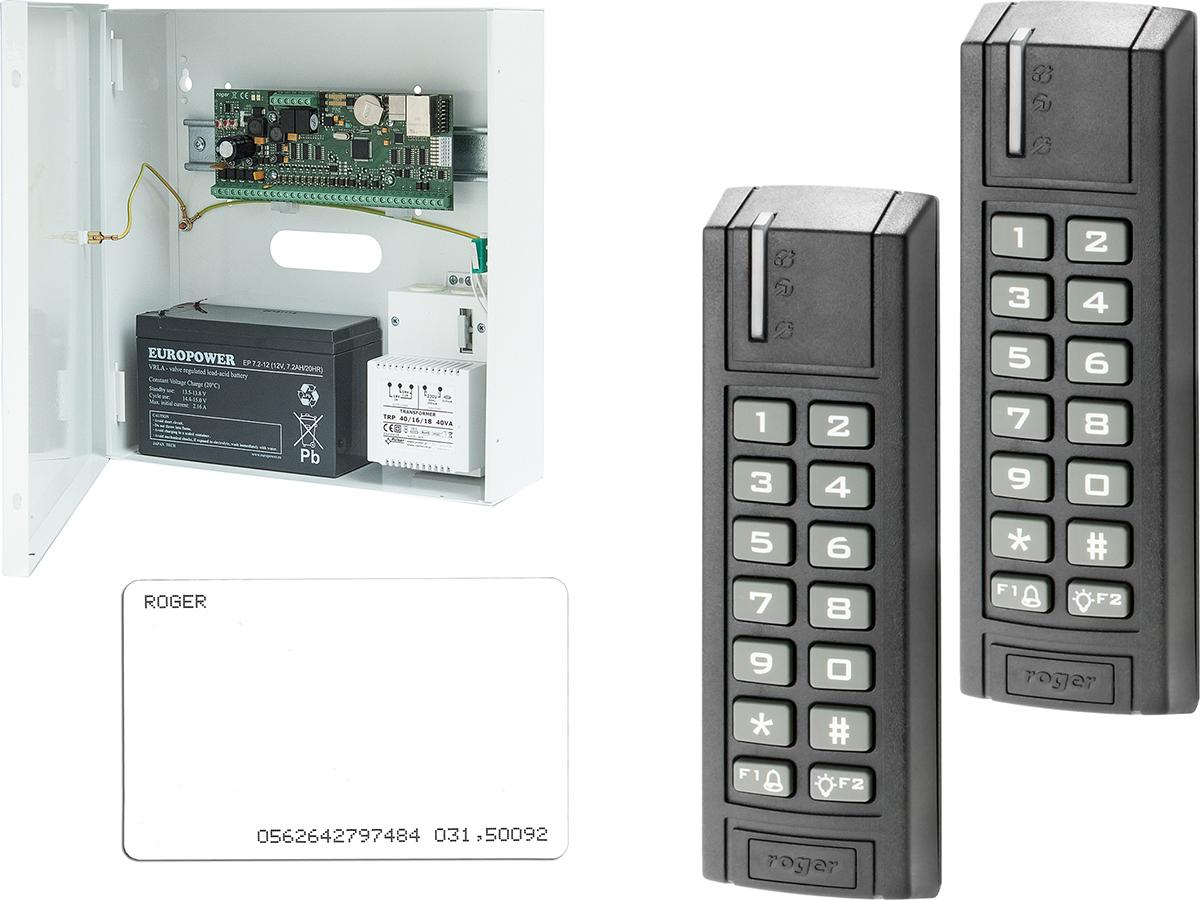 Kontrola dostępu kontroler 1